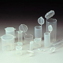 Lab grade vials available in conductive, static dissipative, and polyethelene plastics