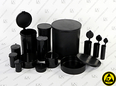 Conductive Polypropylene Containers