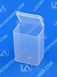 Flex-A-Top® FT15 Vertical Small Hinged-Lid Plastic Box (Autoclavable) 250/Box