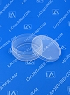 Nucons 260900 Round Two Piece Plastic Container 1,000/Box