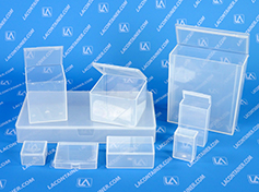 Square Polypropylene Containers