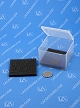 FT49SF - Grey Soft Foam Insert For FT49 Square Containers 1000/Box