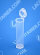 Microvials™ 051850 Micro Sized Hinged-Lid Lab Vials 1,000/Box