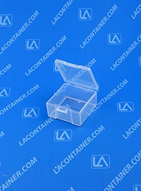 LockCons LC171709 Square Plastic Boxes