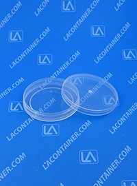 Nucons Two Piece Plastic Containers