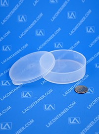 Statcons 4012 Two Piece Thick Wall Plastic Container (Non ESD Properties)