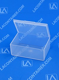 Flex-A-Top FT14 Small Hinged-Lid Plastic Box