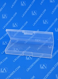 Flex-A-Top FT23 Small Hinged-Lid Plastic Box