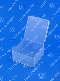 Flex-A-Top FT33 Small Hinged-Lid Plastic Box