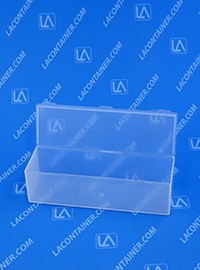 Flex-A-Top FT40 Small Hinged-Lid Plastic Box