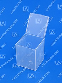 Flex-A-Top FT42  Small Hinged-Lid Plastic Box