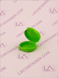 Lacons® Lime Green Cosmetic Sampling Container