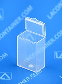 Flex-A-Top FT4 Small Hinged-Lid Plastic Box