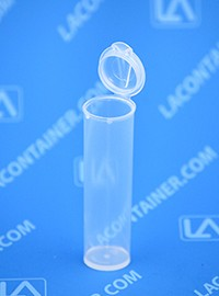 Microvials™ 072650 Micro Sized Hinged-Lid Lab Vials