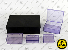 LABoxx Rigid ESD Plastic Boxes