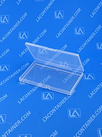 LockCons LC372204 Square Plastic Boxes