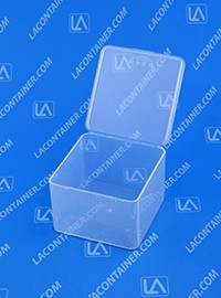 Flex-A-Top FT49  Small Hinged-Lid Plastic Box