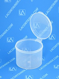 Lavials® VL40L Large Hinged-Lid Lab Vials 300/Box